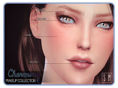 Screaming Mustard's [ Charming ] - Makup Collection