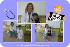 ABProyecTIColosmedicos de Cati Navarro: dibujar y colorear el hospital con Aurasma, creación de escenas de realidad aumentada de órganos y partes esenciales del cuerpo. #RA #AR #realidadaumentada #infantil #educación #inglés