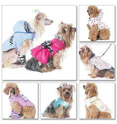 Dress pattern for dog  McCall's Pattern M6218