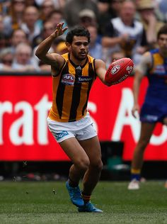 Cyril Rioli West Coast Eagles, Pro Cycling, World Of Sports, Melbourne Australia, Hawks, Rugby, Athletes, Cricket, Finals