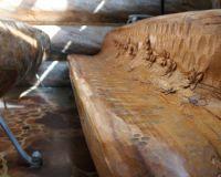 ~Eva Ryynänen, Pew~ Wood Art, Wooden Art