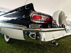 1958 Ford Fairlane Convertible Maintenance/restoration of old/vintage vehicles: the material for new cogs/casters/gears/pads could be cast polyamide which I (Cast polyamide) can produce. My contact: tatjana.alic@windowslive.com