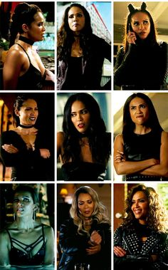 Nailah Picquery-Black - Nailah Picquery-Black Source by LaaraOlivia - Tv Show Outfits, Rock Outfits, Trendy Outfits, Fashion Outfits, Tom Ellis, Tricia Helfer, Pretty Little Liars, Lucifer Mazikeen, Demon Costume