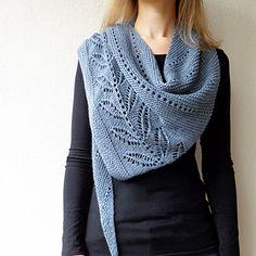 Silverleaf pattern by Lisa Hannes
