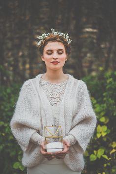 Inspiration - Un mariage d'hiver à la campagne - Le Blog de Madame C