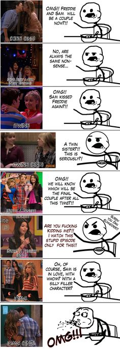 iCarly Sam ja Freddie salaa dating fanfiction