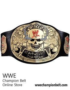 Custom Made NWA Florida Championship Title Belt pour WWE Mattel Elite figures