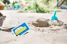 Gra Buiten Speel - Zbuduj to z piasku