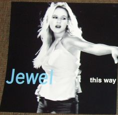 Jewell - Album Cover Poster Flat
