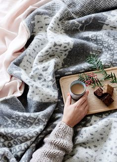 Styled by Jacqui Moore, photographed by Eve Wilson. Luxury Accommodation, Breakfast In Bed, Sheep Wool, Wool Blanket, Commercial, Lifestyle, Photography, Eve, Inspiration