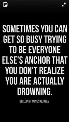 Helping everyone else!