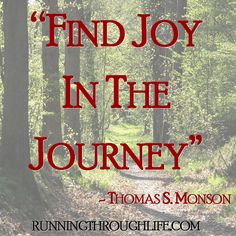 Daily Inspiration from Running Through Life  www.runningthroughlife.com