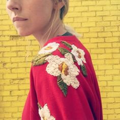 Tessa Perlow embroidered - Buscar con Google