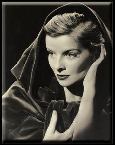 Katharine Hepburn, 1935, photo by Ernst Bachrach