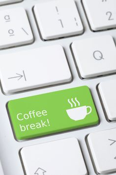 Perfect for my keyboard. #coffee