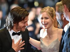Diego Luna, Erin Moriarty (Blood Father) |.| Cannes 2016