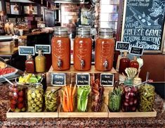 Image result for wedding bloody mary bar
