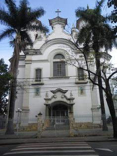 Igreja de Santa Teresa e Santa Teresinha_Belo Horizonte_Brasil