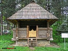 MUZEUL SATULUI BUCOVINEAN SUCEAVA Celar Moldovita Rustic, House Styles, Home Decor, Houses, Country Primitive, Decoration Home, Room Decor, Retro, Farmhouse Style