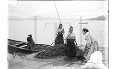 A FAINA NAS MARGENS DO RIO MINHO 1911