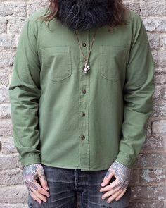 panchoandleftyshop:    Indigofera Muir Shirt. #panchoandlefty #indigofera #indigoferajeans #wearwell #larrysmith