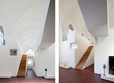 Residential Church XL by Zecc Architects | HomeDSGN, a daily source for inspiration and fresh ideas on interior design and home decoration.