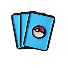 Pokemon cards, all the way from fourth grade! - 1 Inch Soft Enamel - Black metal backing - Painless Dual Post Backing (Rubber) - World Wide Shipping
