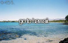 Visiter Hawaï... Aloha!