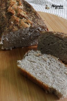 PAN DE MOLDE SIN GLUTEN: receta fácil que NO FALLA Healthy Diet Tips, Keto, Gluten Free Baking, Banana Bread, Muffin, Chocolate, Desserts, Food, Rice Bread