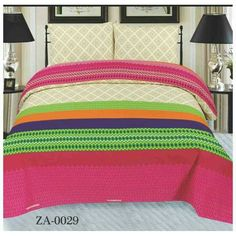Guaranteed Cotton Printed Bed Sets [All Sizes] Design CC-291
