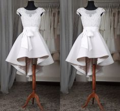 I found some amazing stuff, open it to learn more! Don't wait:https://m.dhgate.com/product/white-short-homecoming-dresses-sheer-neck/386706291.html
