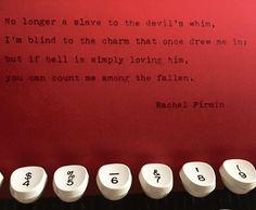 Devil's Whim by Rachel Firmin