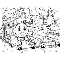 thomas printables thomas the tank engine coloring pages With mp d engine