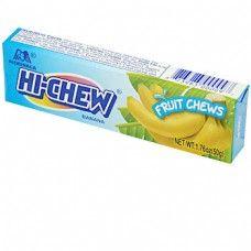 Morinaga Banana Hi-Chew 1.76 oz