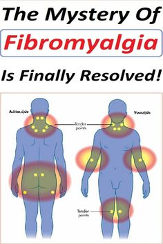 The Mystery Of Fibromyalgia Is Finally Resolved! - Organic Health