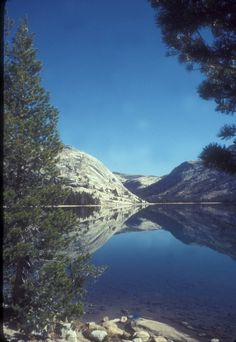 Wednesday, 28 August 2013; Yosemite National Park, California; Photographed: October 1976