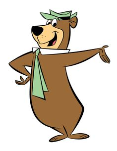 If you were born in 1958, that was the same year Yogi Bear first appeared - he was featured on an episode of The Huckleberry Hound Show.