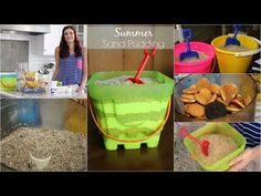 Sand Pudding - Video Tutorial - Ma Nouvelle Mode