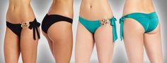 Kiss A Girl Sweetheart Single Hip Piece Bottom. More Info & Check Price:  http://www.beachbunnybikini.com/beach-bunny-bikini-kiss-a-girl-sweetheart-single-hip-piece-bottom/