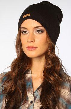 Coal The Julietta Beanie in Black : MissKL.com - Cutting Edge Women's Fashion, Accessories and Shoes. #misskl #winyourpin