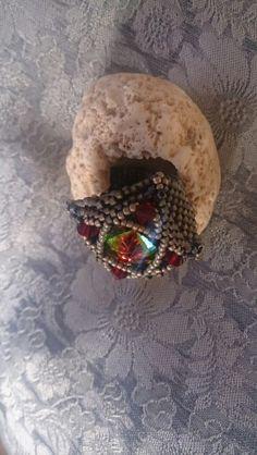 Salinas Ring, nach Anleitung von Ellad