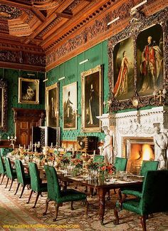 1000+ images about English Interiors of Castles and ... - photo#32