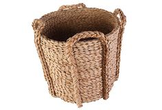 Love seagrass baskets!  Everyone needs at least 2