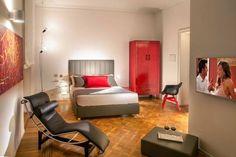 Belli 36 Rooms - Le Belli 36 propose des hébergements climatisés dans le centre…