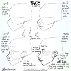 How to sketch a head by Pernille Character Design Tutorial Study Concept Art Il. How to sketch a head by Pernille Character Design Tutorial Study Co Drawing Techniques, Drawing Tips, Sketch Drawing, Drawing Ideas, How To Sketch, Dog Drawing Tutorial, Beginner Drawing, Sketching Tips, Face Sketch