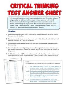 This free assessment resource can help you better understand how much your students learn on every unit!