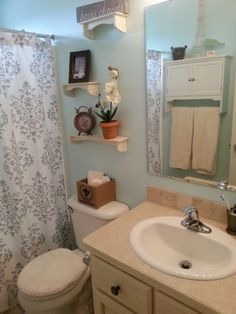 Guest Bathroom Makeover Real Moms Real Views