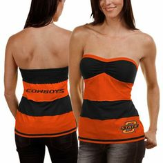 98afb119b0 Don t settle for your Cowboys  add some extra pizzazz to your game day gear  with this Rebound tube top!