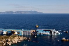 Cruise Industry Recovering from the Costa Concordia Accident.