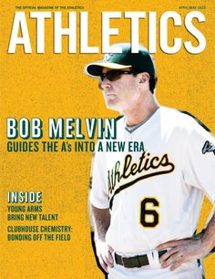 2012 Issue 1: Bob Melvin